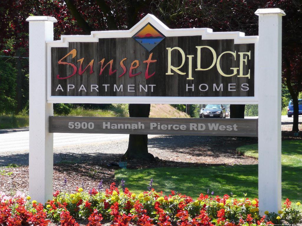Sunset Ridge Apartments University Place Wa