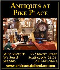 Antiques At Pike Place - Seattle, WA