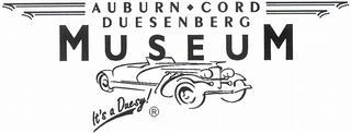 Auburn-Cord-Duesenberg Museum - Auburn, IN