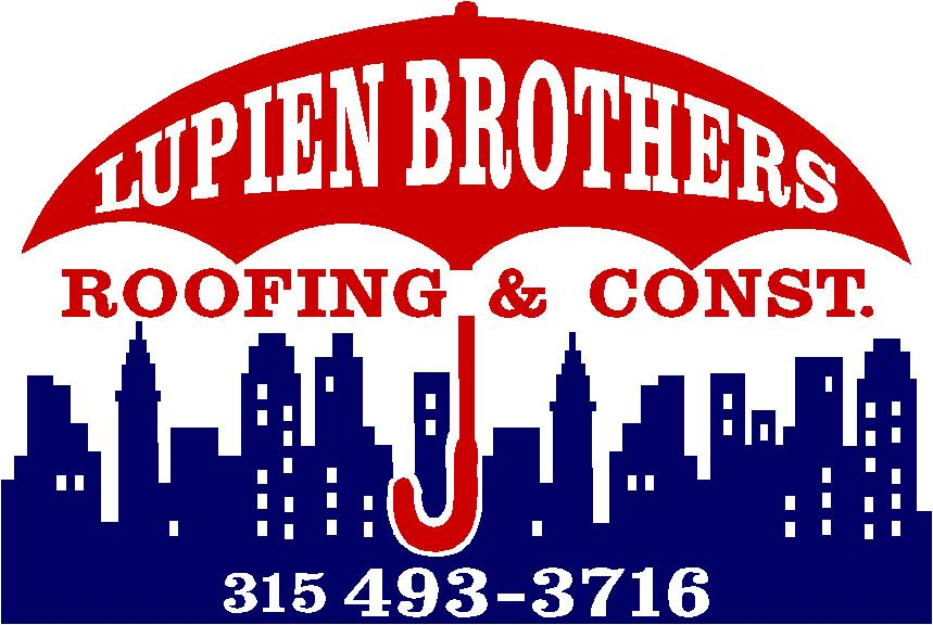 Lupien Brothers Roofing - Watertown NY 13601 | 315-775-3009