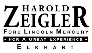 Harold Zeigler Ford Lincoln Mercury Elkhart In 46514