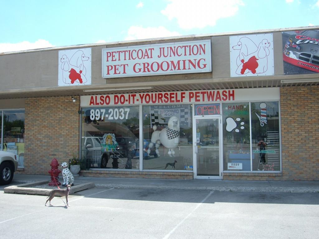 Petticoat Junction Dog Grooming Indianapolis