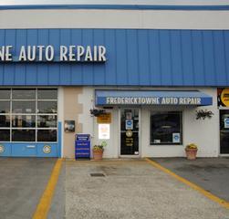 Frederick Towne Auto Repair Frederick Md 21702 301 663 6304