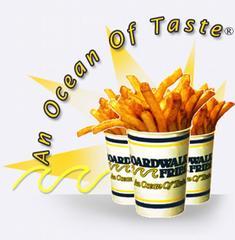 jersry shore broardwalk fries vinegar