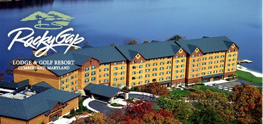 Book the Rocky Gap Casino & Resort - Situated near the beach, this spa hotel is within a minute walk of Rocky Gap State Park and Rocky Gap Golf Resort. Tri-State Zoological Park and Downtown Cumberland Historic District are also within 9 mi (15 km)/5().