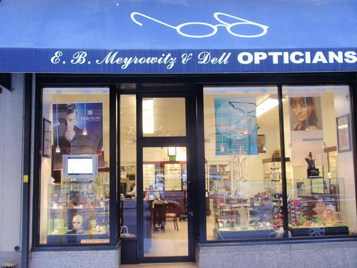 E B Meyrowitz Amp Dell Opticians New York Ny 10036 212 744 6565