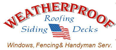 Logo Png From Weatherproof Roofing Siding Decks Inc In New Market Md 21774