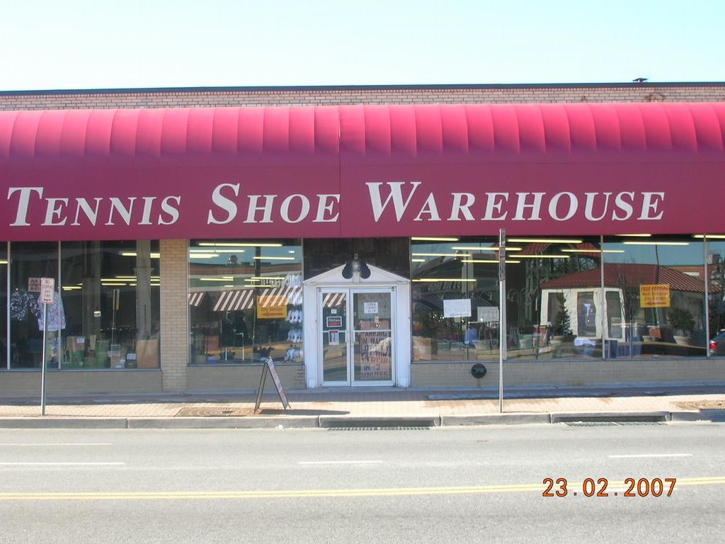 Tennis Shoe Warehouse Baltimore