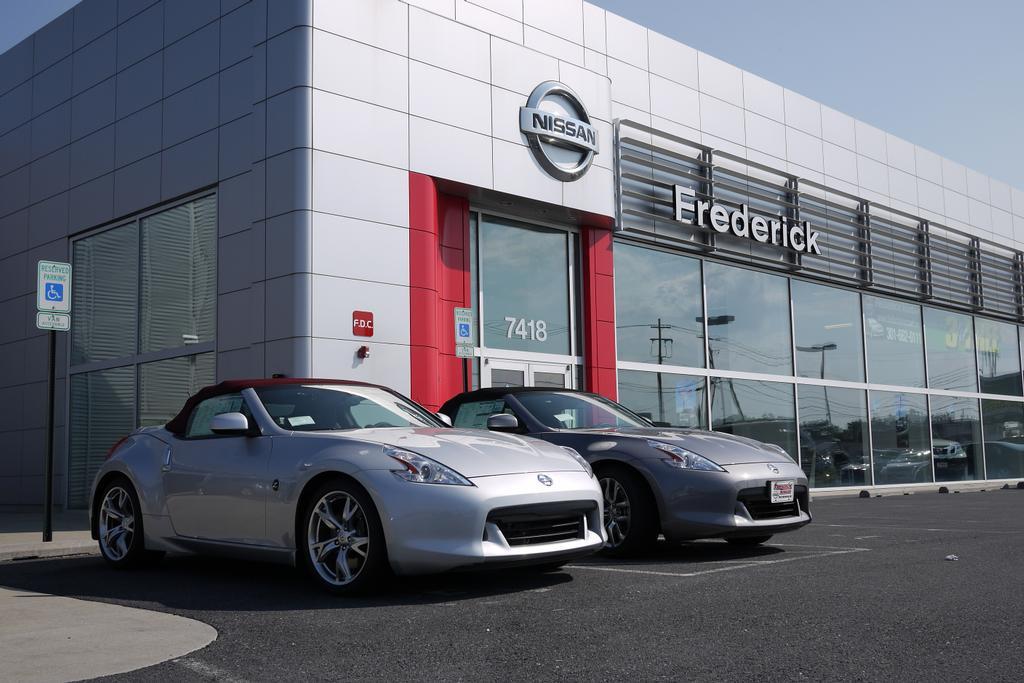 Nissan Dealership Gaithersburg Md