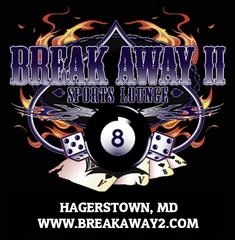 Hagerstown Restaurants - Breakaway II Sports Lounge - Hagerstown, MD