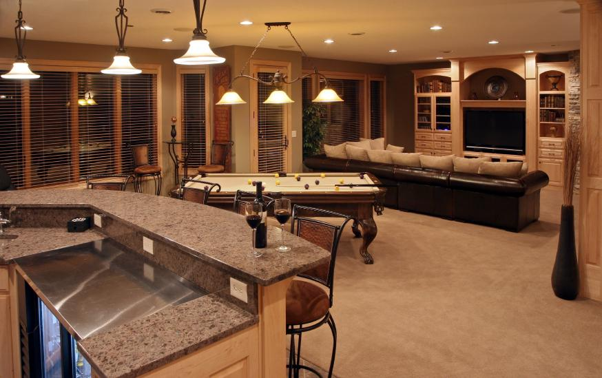 Basement Man Cave Ideas | 874 x 549 · 76 kB · jpeg