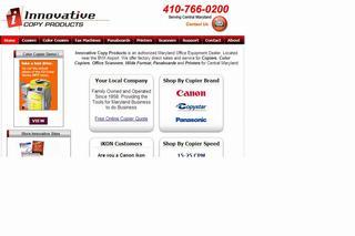 Innovative Copy Products - Glen Burnie, MD