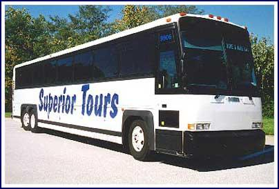 Adventure Bus Charter Tours Inc