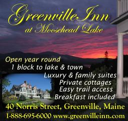 Greenville Inn - Greenville, ME
