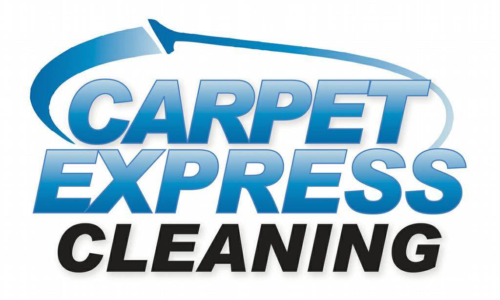 Carpet Cleaning Logo By Express Inc