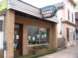 Kukkakauppa Flower Shop - Hancock, MI