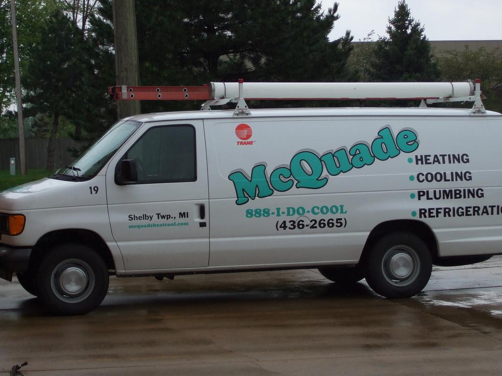 Heating and cooling sterling heights mi - By Mcquade Heating Cooling Plumbing Refrigeration