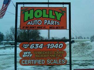 Holly Auto Parts - Holly, MI