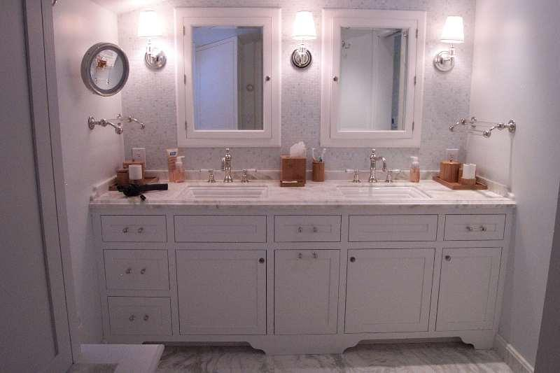 Bathroom Vanity Custom Built From W M Remodeling Inc In Carmel Ny 10512