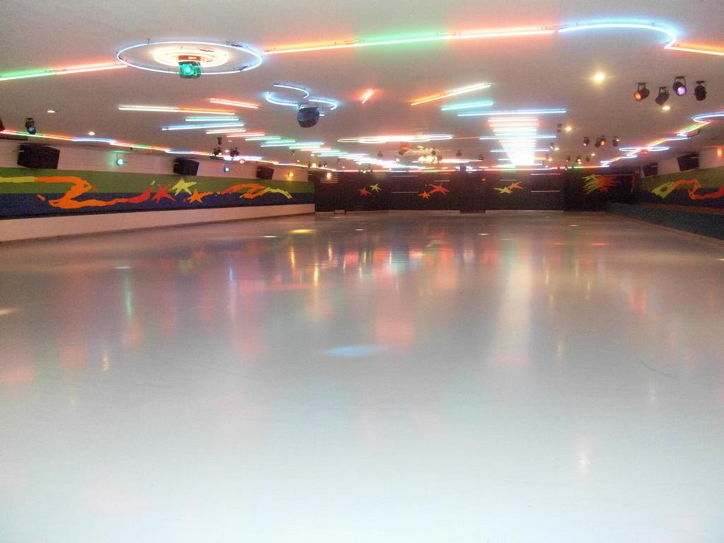 how to start a roller skating rink business