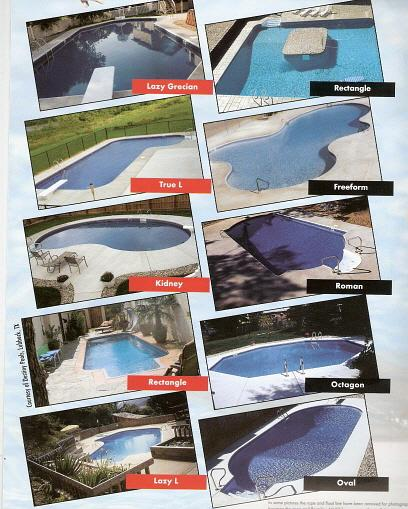 Pictures for holiday pool patio custom swimming pool for Above ground salon
