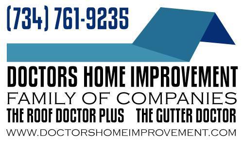 The Roof Doctor Plus Ann Arbor Mi 48103 734 761 9443