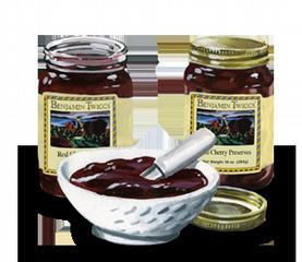 Benjamin Twiggs Cherry Foods - Traverse City, MI