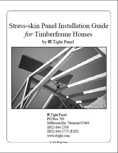 R tight panel jeffersonville vt 05464 802 644 2500 for Stress skin panels cost