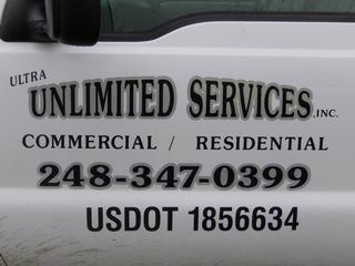 Ultra Unlimited SVC INC - Northville, MI