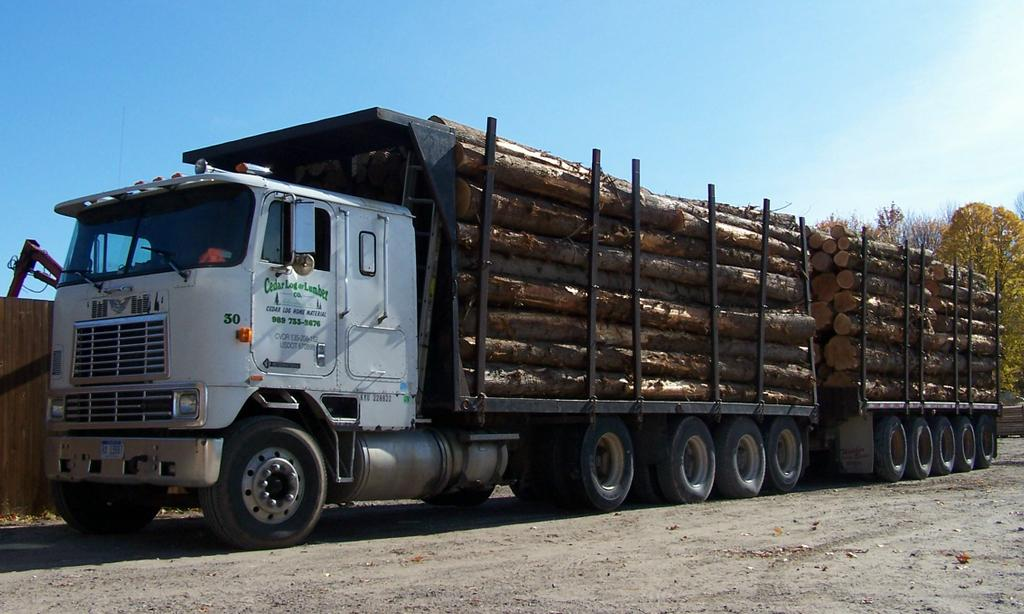 Cedar Log Amp Lumber Company Millersburg Mi 49759 989