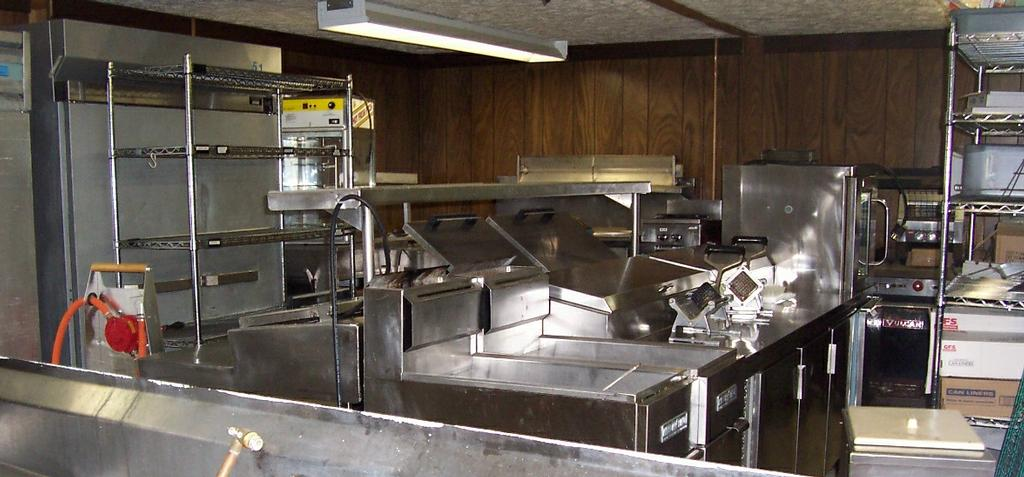 Used Commercial Kitchen Equipment Lansing Mi