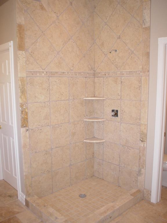 Tiled shower stalls car interior design Tile shower stalls