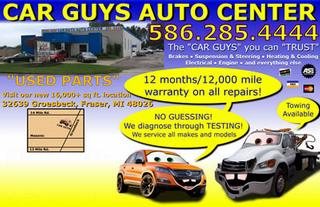 Used Car Parts Waterford Mi