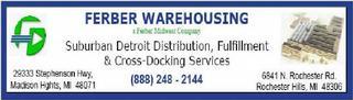 Ferber Warehousing - Rochester, MI