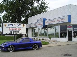 Buzz Off Automotive Troy Mi
