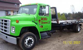 Rob's Towing and Fabricating - Harrisville, MI