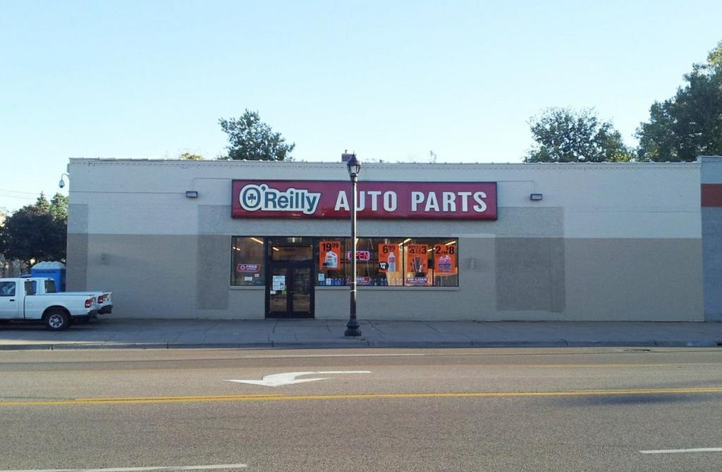 Reilly auto parts minneapolis mn 55411 612 522 4046