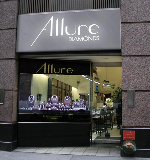 Allure diamonds from allure diamond inc in for Jewelry stores in new york ny