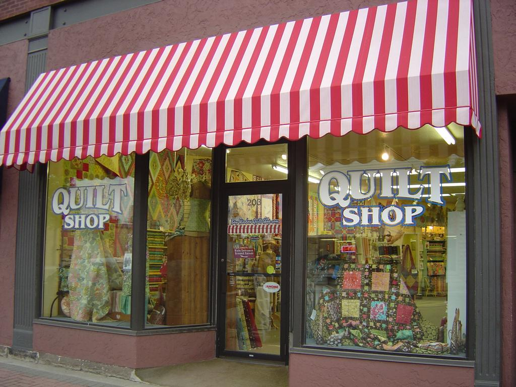 Bay window quilt shop perham mn 56573 888 346 7275 for Fabric retailers