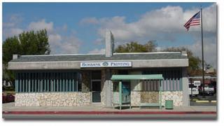 Burbank Printing Center - Burbank, CA