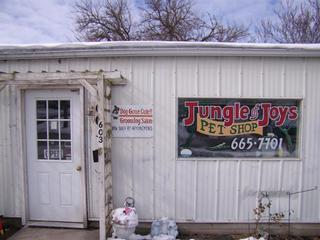 Jungle of Joys Pet Shop - Kirksville, MO