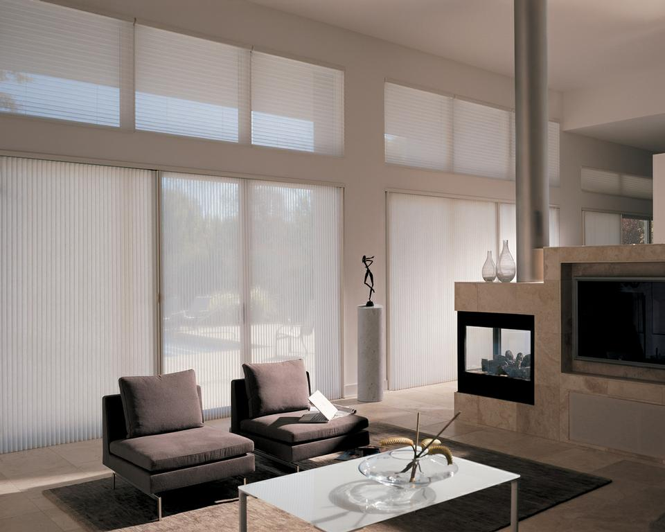 alduette_vertiglide_livingroom almetals_retrolift_livingroom by one stop decorating center northland - One Stop Decorating