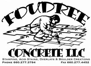 Foudree Concrete - Huntsville, MO