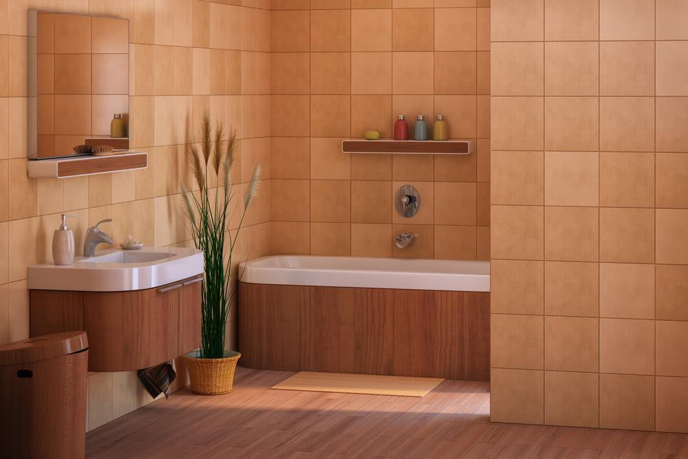 cost to install tile floor in bathroom. step 4how to install