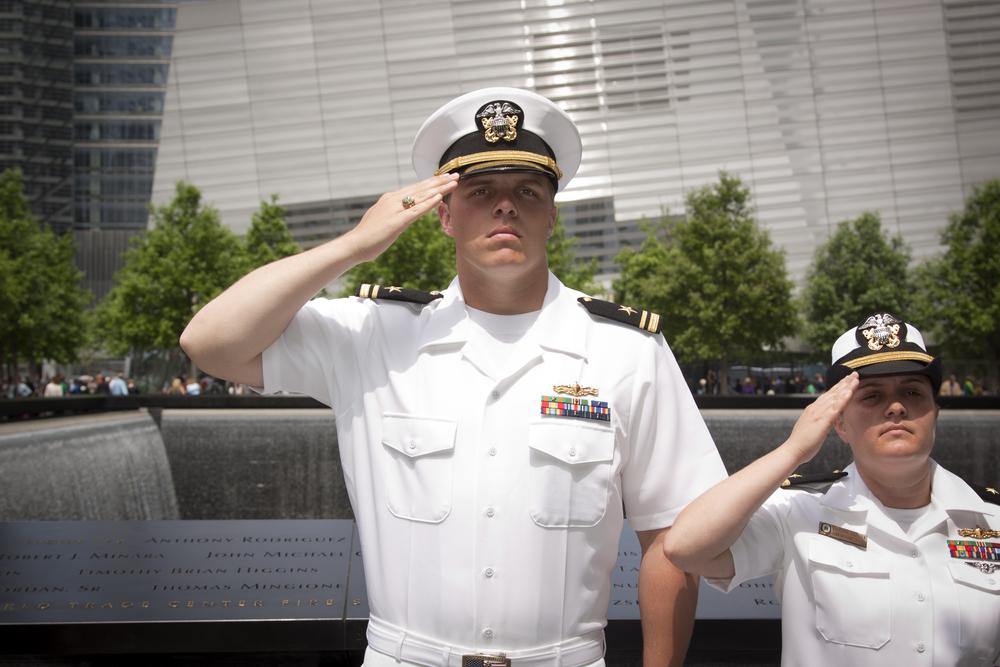 How to Iron Navy Dress White Uniforms - Articles