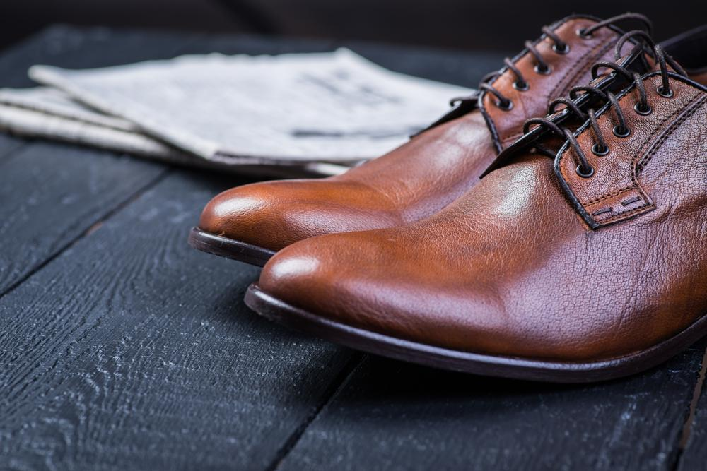 Soften Stiff Leather Shoes